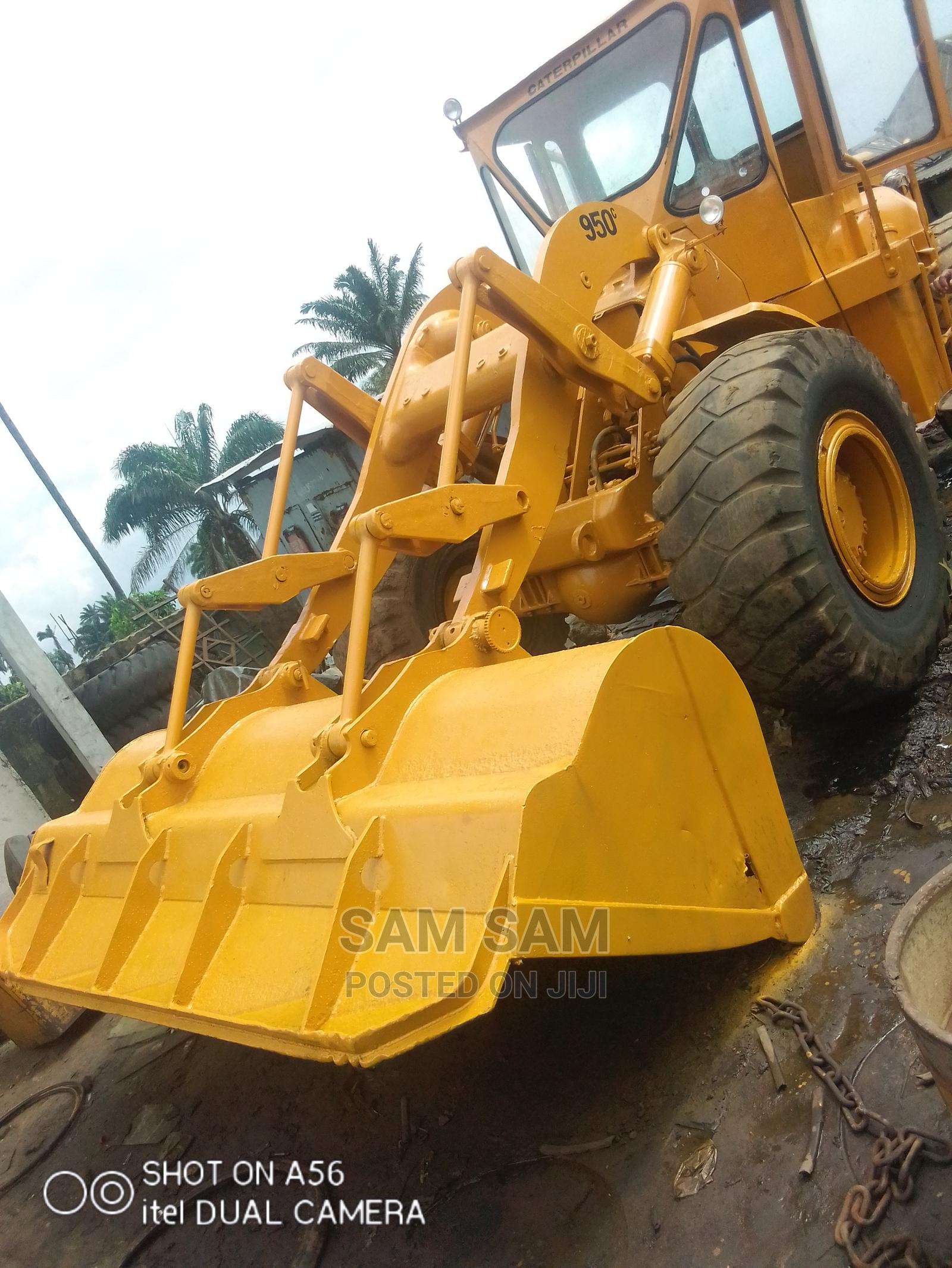 Archive: 950C Payloader