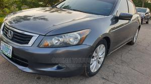 Honda Accord 2008 2.4 EX Automatic Gray | Cars for sale in Abuja (FCT) State, Central Business District