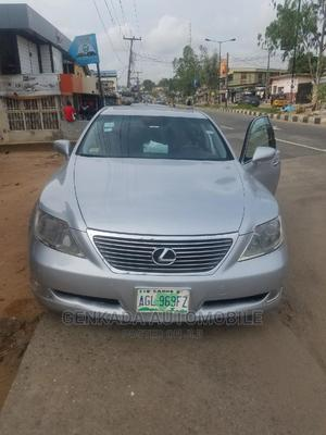 Lexus LS 2008 Silver | Cars for sale in Lagos State, Kosofe