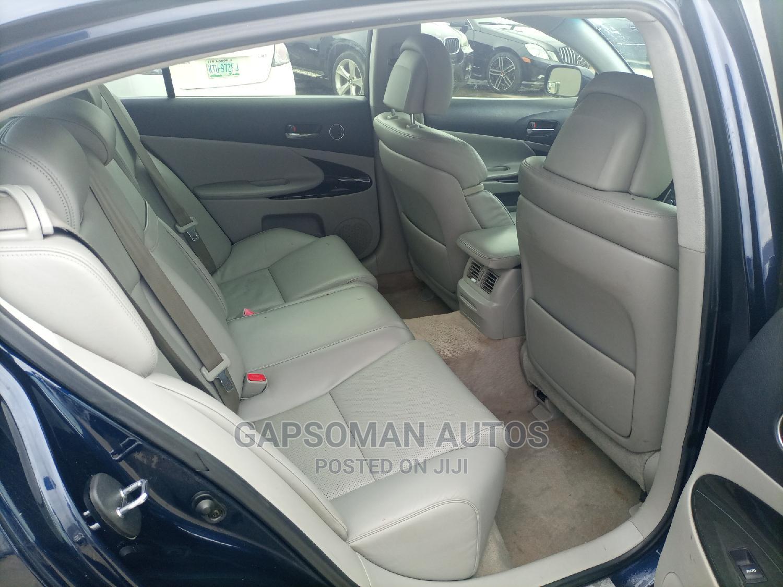 Archive: Lexus GS 2007 300 Automatic Blue