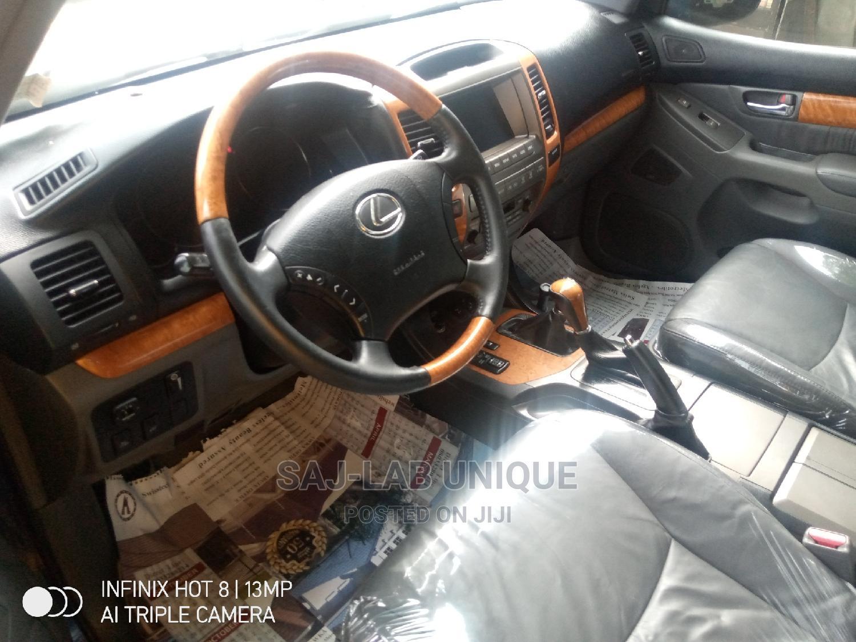 Archive: Lexus GX 2008 470 Blue