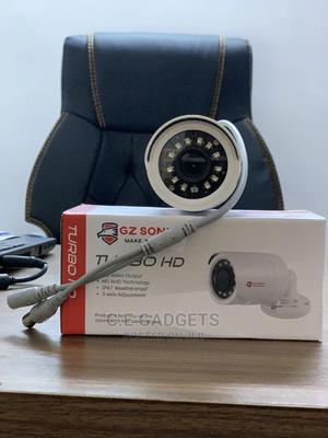 GZ Sony Cctv Outdoor Bullet Camera With Night Vision   Security & Surveillance for sale in Lagos State, Ojo
