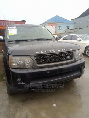 Land Rover Range Rover Sport 2010 HSE 4x4 (5.0L 8cyl 6A) Black | Cars for sale in Lagos State, Victoria Island