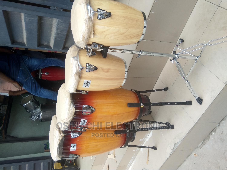 Archive: Mini Conga Drums