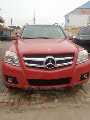 Mercedes-Benz GLK-Class 2009 Red   Cars for sale in Lagos State, Lekki