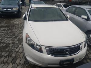 Honda Accord 2009 2.4 Executive White | Cars for sale in Lagos State, Ajah