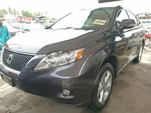 Lexus RX 2010 350 Beige   Cars for sale in Lagos State, Apapa