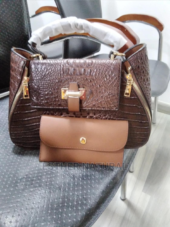 Turkey Handbag and Wallet