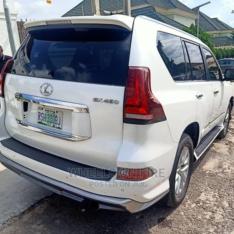 Lexus GX 2016 White   Cars for sale in Gwarinpa, Abuja (FCT) State, Nigeria