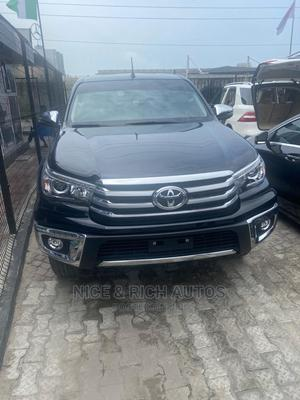 Toyota Hilux 2020 Black   Cars for sale in Lagos State, Lekki