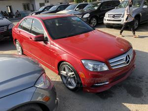 Mercedes-Benz C350 2011 Red   Cars for sale in Lagos State, Amuwo-Odofin