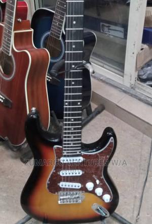 6 Strings Electric Guitar   Musical Instruments & Gear for sale in Lagos State, Ojo