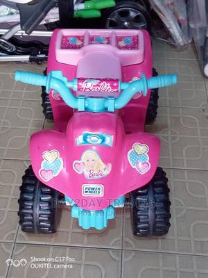 Tokunbo Uk Used Barbie Automatic Power Bike   Toys for sale in Lagos State, Ikeja