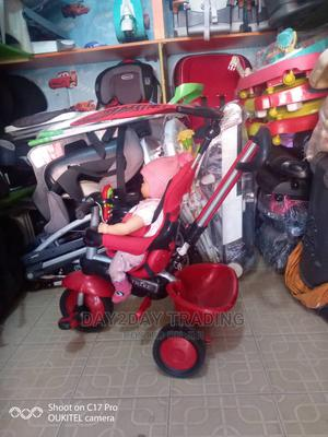 Tokunbo Uk Used 4in1 Smart Tricycle | Toys for sale in Lagos State, Ikeja