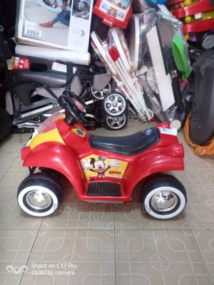 Tokunbo Uk Used Mickey Mouse Automatic Power Bike   Toys for sale in Lagos State, Ikeja
