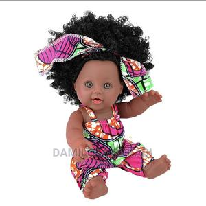 African American Doll 3d Beautiful Acrylic Eyes | Toys for sale in Lagos State, Egbe Idimu