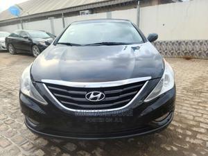 Hyundai Sonata 2013 Black | Cars for sale in Lagos State, Surulere
