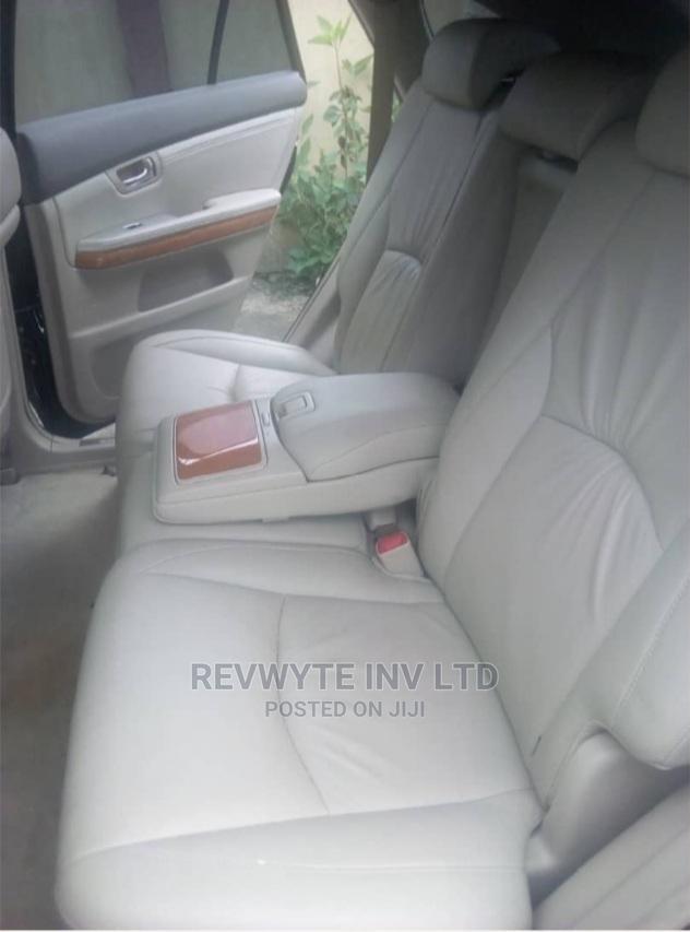 Archive: Lexus RX 2010 Black