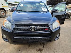 Toyota RAV4 2010 3.5 Sport 4x4 Black | Cars for sale in Lagos State, Surulere