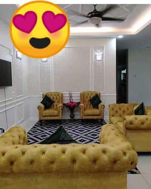 Simple Sofa Chair | Furniture for sale in Lagos State, Tarkwa Bay Island