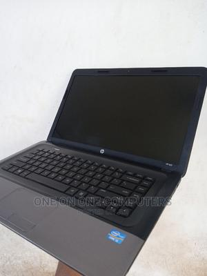 Laptop HP 250 G1 4GB Intel Core I3 HDD 320GB | Laptops & Computers for sale in Lagos State, Ikeja