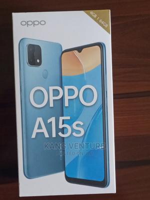 New Oppo A15s 64 GB Blue | Mobile Phones for sale in Cross River State, Calabar