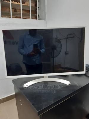 LG 32 Inches IPS Full HD Monitor | Computer Monitors for sale in Lagos State, Ikeja