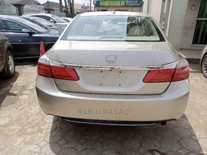 Honda Accord 2013 Gold | Cars for sale in Lagos State, Alimosho