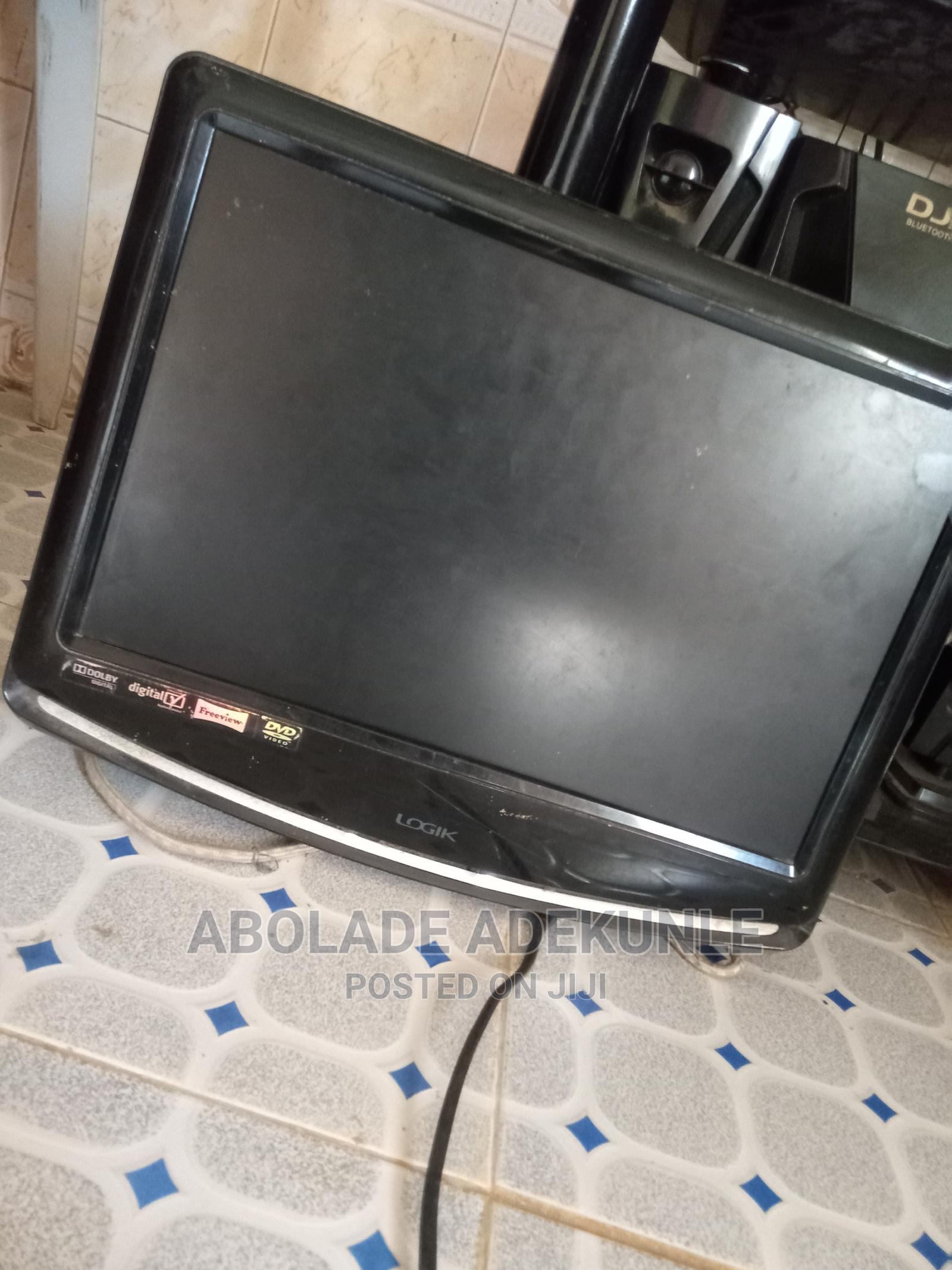 Archive: Logik HD Tv 16 Inches, With Hdmi