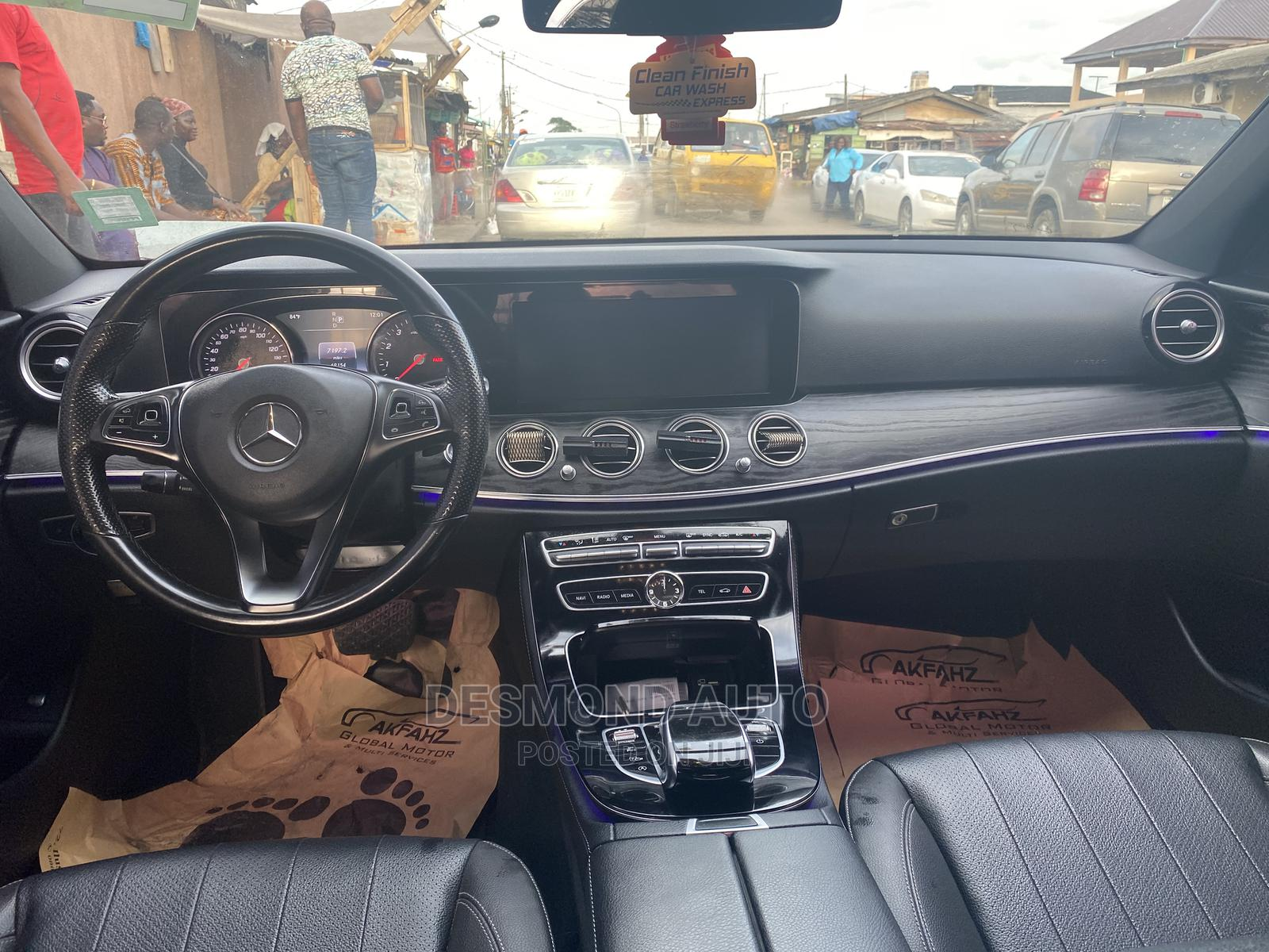 Mercedes-Benz E300 2017 Gray   Cars for sale in Surulere, Lagos State, Nigeria