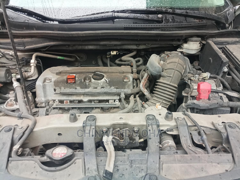 Archive: Honda CR-V 2013 Silver