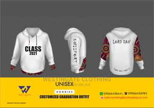 Graduation Hoodies/Bumper Jacket   Clothing for sale in Rivers State, Port-Harcourt