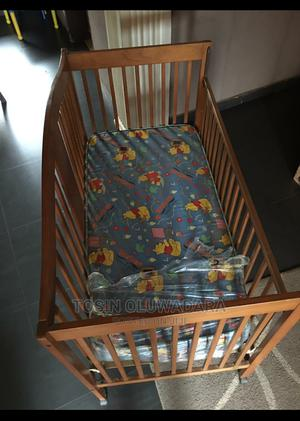 Baby Crib With Mattress | Children's Furniture for sale in Lagos State, Kosofe