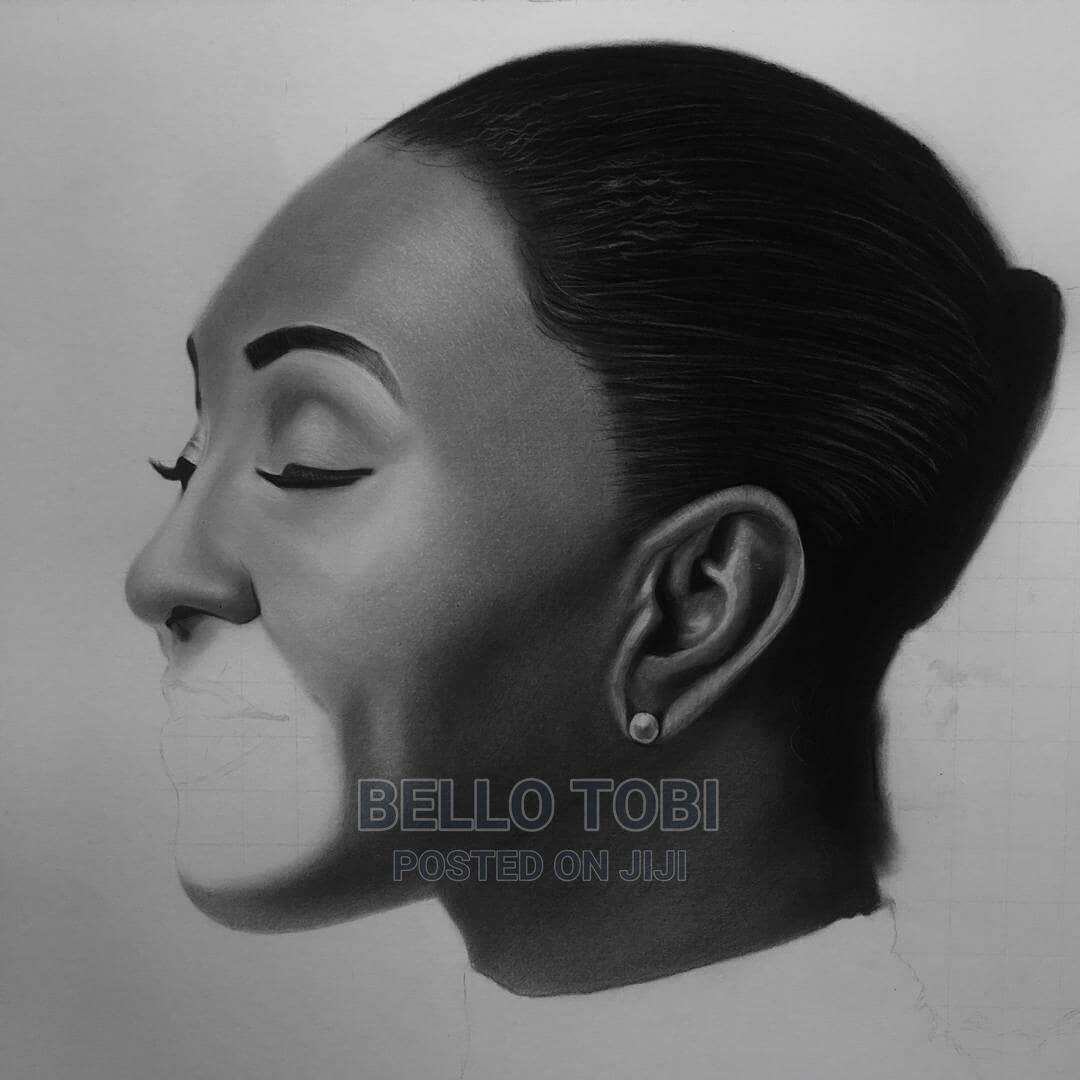 Pencil Drawing | Arts & Crafts for sale in Maryland, Lagos State, Nigeria