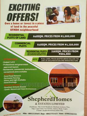 Certificate Of Occupancy | Land & Plots For Sale for sale in Ogun State, Obafemi-Owode
