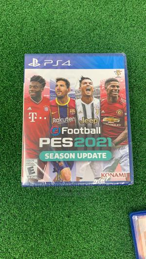 Pes 21 (Ps4) | Video Games for sale in Oyo State, Ibadan