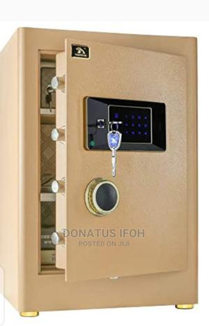 Digital Security Safe Box for Home Office Double Key | Safetywear & Equipment for sale in Lagos State, Ojo
