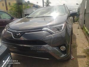 Toyota RAV4 2018 Gray   Cars for sale in Lagos State, Surulere