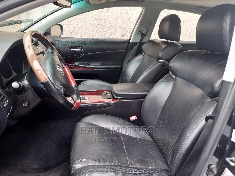 Lexus GS 2011 350 Black   Cars for sale in Ikeja, Lagos State, Nigeria