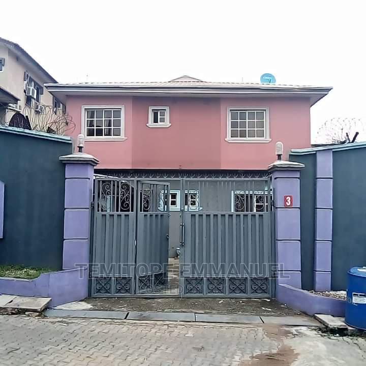 Furnished 4bdrm Duplex in River Valley Estate for Sale