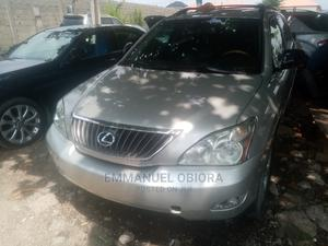 Lexus RX 2008 350 AWD Silver | Cars for sale in Lagos State, Surulere