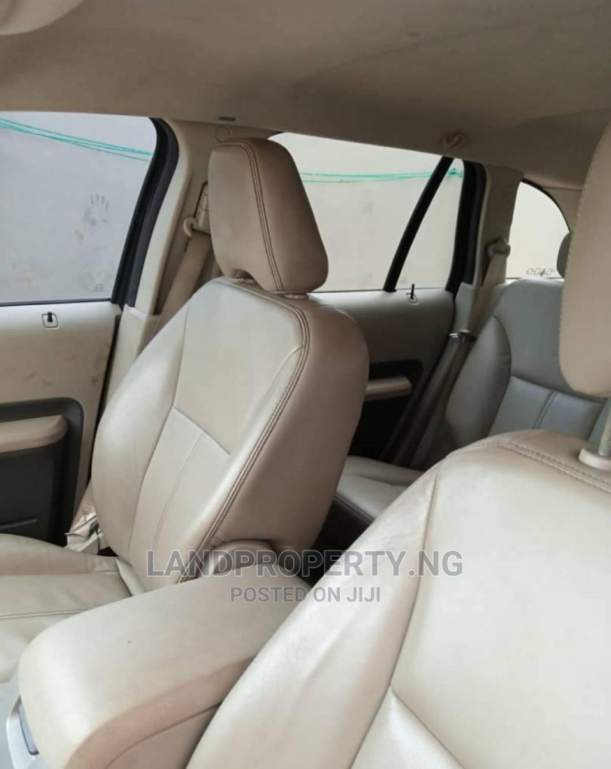 Ford Edge 2008 SE 4dr FWD (3.5L 6cyl 6A) Black | Cars for sale in Alimosho, Lagos State, Nigeria