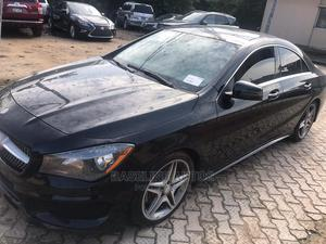 Mercedes-Benz CLA-Class 2015 Black | Cars for sale in Lagos State, Isolo