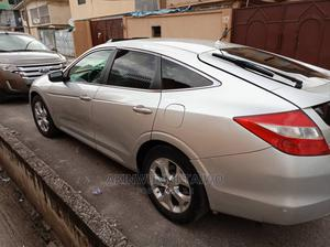 Honda Accord CrossTour 2010 EX Silver | Cars for sale in Lagos State, Ikeja