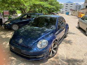 Volkswagen Beetle 2014 Blue | Cars for sale in Abuja (FCT) State, Mabushi