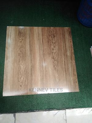 Quality Wooden 60X60 Floor Tiles   Building Materials for sale in Lagos State, Orile