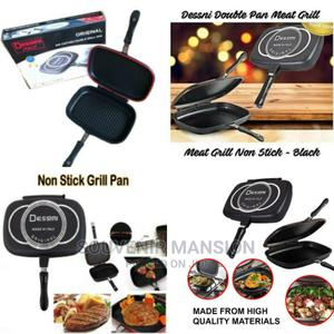 Dessini Double Grill Pan | Kitchen & Dining for sale in Lagos State, Lagos Island (Eko)