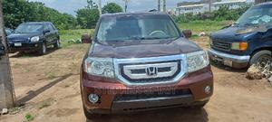 Honda Pilot 2009 Brown | Cars for sale in Abuja (FCT) State, Jabi