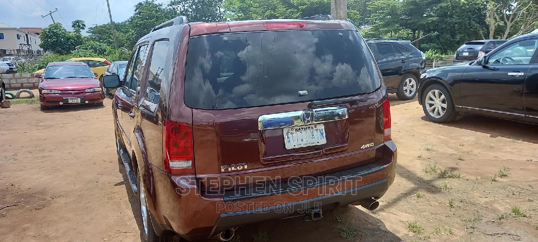 Honda Pilot 2009 Brown | Cars for sale in Jabi, Abuja (FCT) State, Nigeria