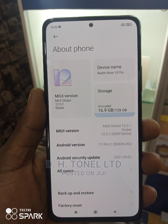 Archive: Xiaomi Redmi Note 10 Pro 128 GB Gray